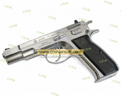 SAT CNC Stainless CZ75 /CZ-75 GBB Limited Version (Speedpost)
